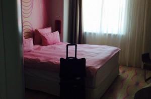 NHOW,NH,Hotel,Room,Funky,Pink