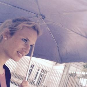 Umbrella, Rain, Berlin, Germany