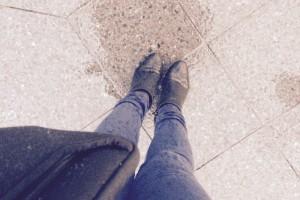 Berlin, Rain, Rainy, Water, Badweather
