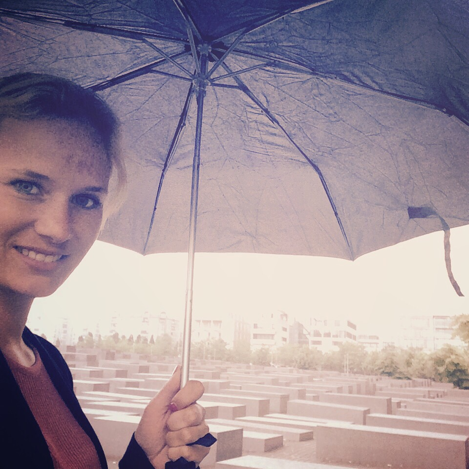 Umbrella, Monument, Berlin