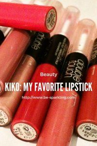 beauty, kiko, lipstick, beauty post