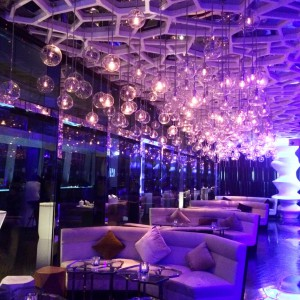 Ozone,Bar,Entrance,118th floor, HK, Hong Kong