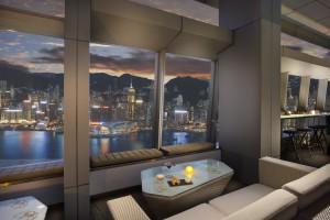 HK, Hong Kong, Ozone, Bar, high, highest, of the world, 118th floor