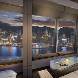 Ozone, Bar, HK, hong kong, view, highest bar of the world, 118th floor