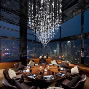 HK, Hong Kong, Ozone, Bar, high, highest, of the world, 118th floor