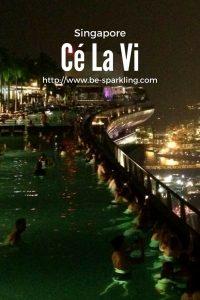 Singapore, Ce La Vi, Asia, travel, travel blog, travel blogger