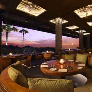 Mozaic, Beach, Club, Beach Club, Bali, Seminyak, Sunset, Dining, Palm, Sun, Pool, Relax, Cocktail, View