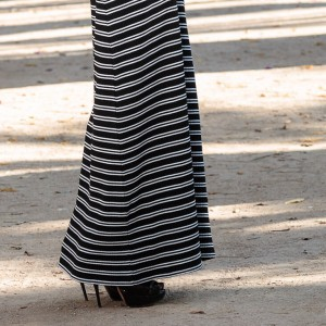 Fashion, fashionblog, fashionblogger, dress, long, striped, elegant, heel, blog, outfit, ootw, ootd, zara, h&m, blond, Be-Sparkling