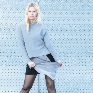 miriam ernst, model, Grey, black, zara, outfit, ootd, zara, style, fashion blog, fashion, style blog