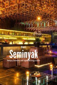 Seminyak, Bali, party places, night time, travel, travel blogger, travel blog
