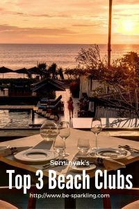 Seminyak, top, beach club, travel, travel blog, travel blogger