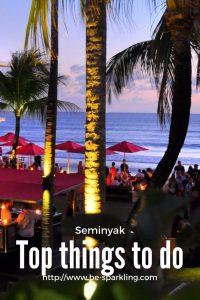Seminyak, Bali, travel, travel blog, travel blogger