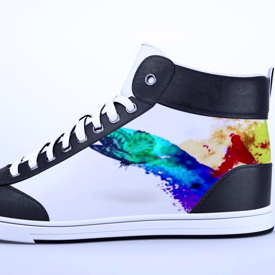 ShiftWear: Wearing your sneakers every