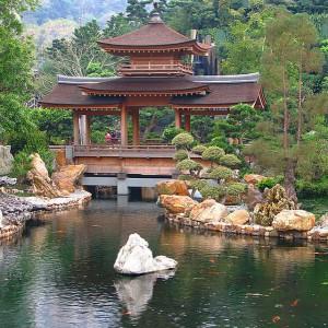 HK, Hong-Kong, Hong Kong, Garden, Nan Lian Garden
