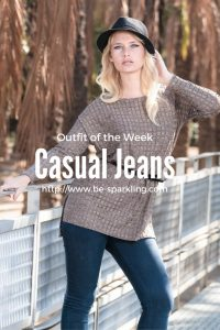 outfit of the week, casual jeans, blond girl, fashion blogger, fashion blog