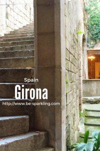 Girona, city escape, Spain, travel blogger