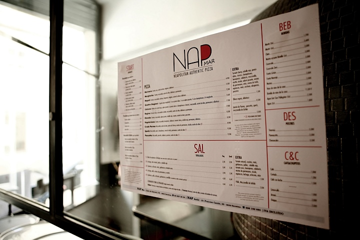 Neapolitan pizza barcelona