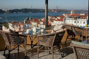 Lisbon, lisboa, portugal, bairro alto hotel, leading hotels of the world, 5 star