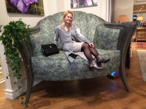 Miriam Ernst, Fashion Week, Fashion Blogger, MFW-2016, siramilano, look, outfit, coat, silver shoes, curcio italy