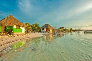 Mexico, Island, holibox, dream, beach, sea, crystal clear, blue, travel 2016