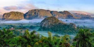 Viñales, Cuba, nature, view, beauty, travel 2016
