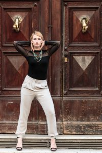 Miriam Ernst, Pagerpag pants, trend, 2016, michael Kors, shoes, blonde girl, fashion blogger, blog