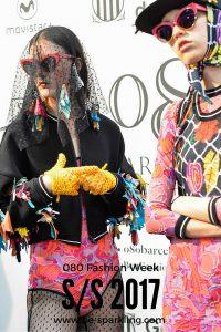 080, Barcelona, Fashion Week, Fashion Blogger, S/S2017