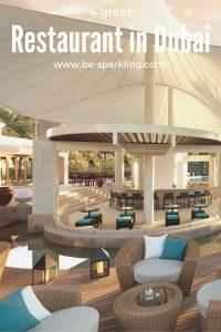 Restaurant, Dubai, Tips, Travel, Blog, La Baie Lounge