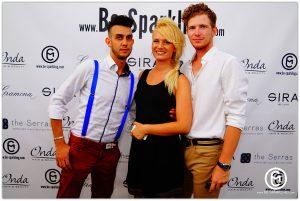 Be-Sparkling, Event, Networking, Fashion, David Kocsis, Alex
