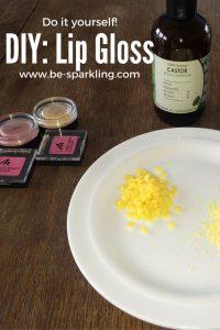 DIY_ Lip gloss - home made natural lip balsam-2