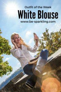 miriam ernst, fashion blogger, white blouse