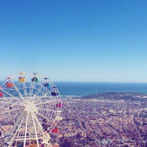 Barcelona, Spain, view, cultural, city,tipidabo
