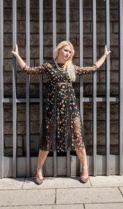 Miriam Ernst, Schwaebisch Hall, Fashion Blogger, Flower garden, trend, fall, 2016