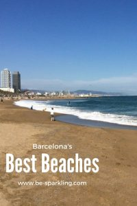 Barcelona, travel, travel blogger, beach