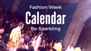 fashion week, fashion week calendar