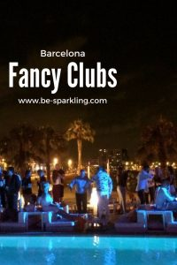 barcelona, fancy clubs