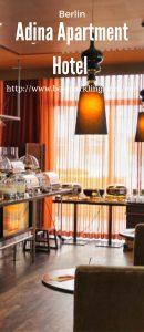 Adina Aparment Hotel, review, travel, travel blogger, berlin, travel blog