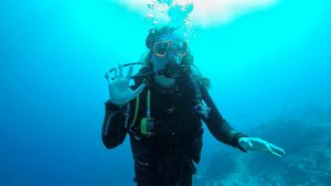 Diving, underwater, egypt, sharm el sheikh, fish, blue sea, girl, blog, blogger, miriam ernst, be-sparkling