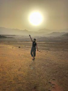 Sharm el Sheikh, Egypt, Royal Savoy, Savoy Group, desert, wüste, travel blogger, miriam ernst