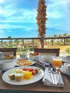 sharm-el-sheikh-breakfast-waffle-orange-juice-cappuccino