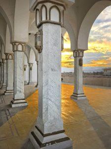 Sharm el Sheikh, Egypt, Royal Savoy, Savoy Group, moschee, sunset