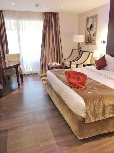 Sharm el Sheikh, Egypt, Royal Savoy, Savoy Group, room