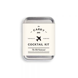 carry-on, cocktail kit, christmas gift idea