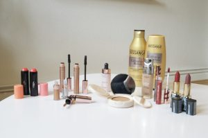 L'Oreal, make-up, set, christmas make-up