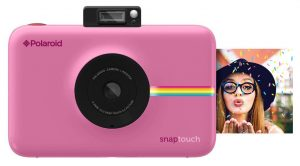 polaroid snap-touch, rosa, christmas gift idea