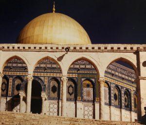 Jerusalem, Israel, Zeitreise