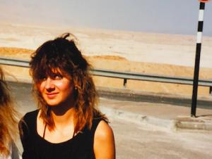 mother, israel, desert, wüste, tel aviv