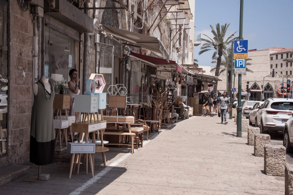 Tel Aviv, Israel, Jaffa