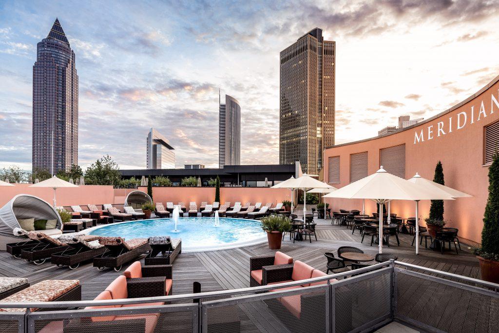 Frankfurt, Spa, Merdian, Skyline Plaza