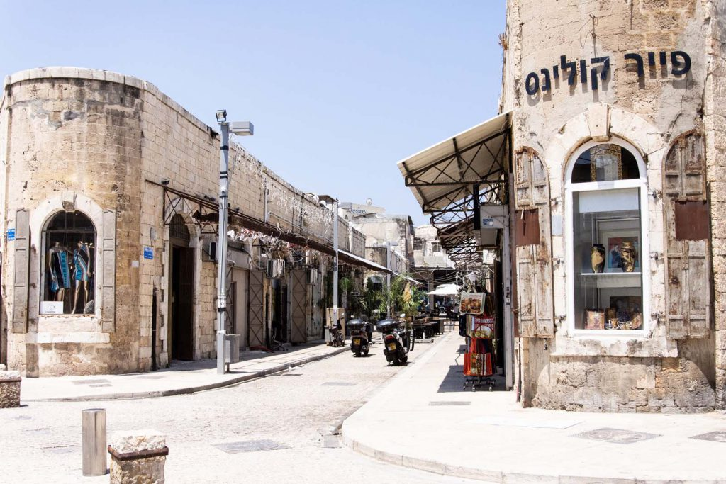 Tel Aviv, Israel, City, Districts, Stadt, Viertel, Wohin?